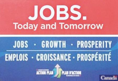 加拿大政府拨款推动就业◾️就业津贴计划◾️青年就业策略