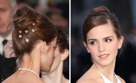 Emma Watson 发型