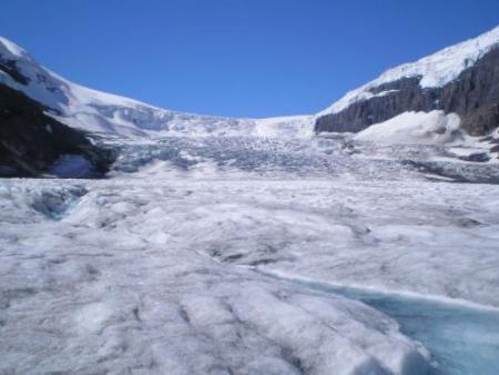 Athabasca Glacier 冰川