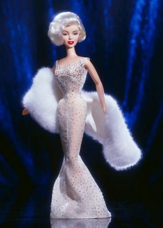 玛丽莲·梦露 芭比娃娃