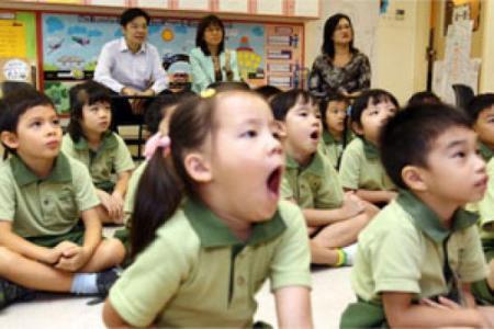 学前教育 新加坡