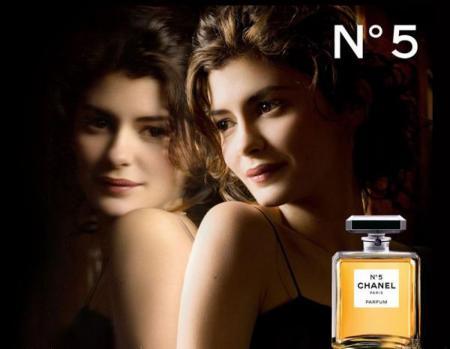 ♫ Audrey Tautou ~ Chanel Nº5