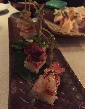 高大上的日本料理 Minami炙 寿司味道好
