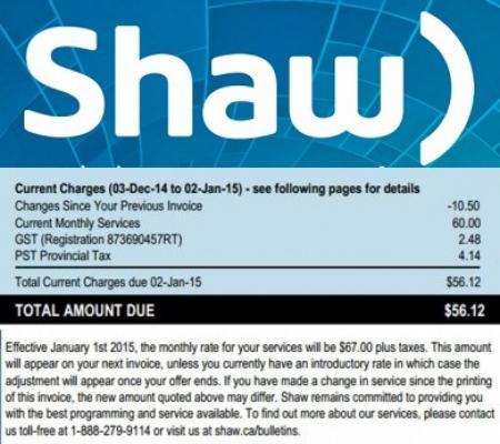 加拿大三大电讯商涨价心齐
