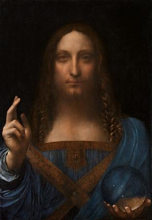 达芬奇《救世主》打破艺术品成交的世界纪录