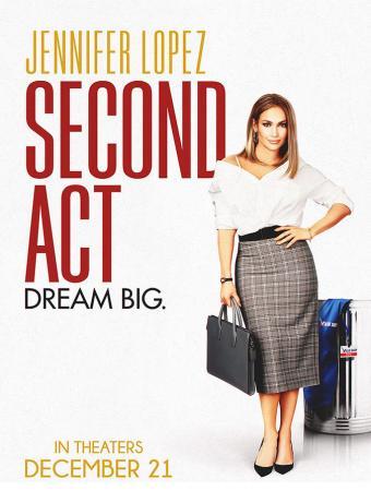 新电影《重塑人生》Jennifer Lopez