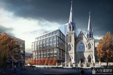 亚马逊已租下温哥华市中心的在建办公楼
