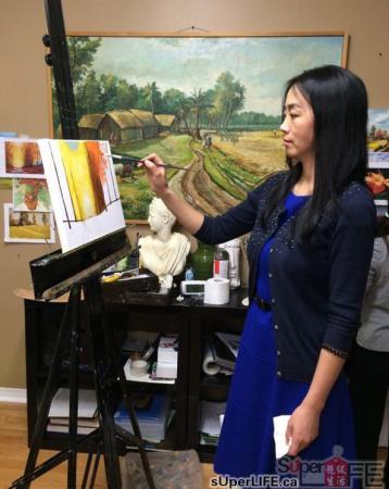 加国小生意故事:欧式蛋糕店的华人女老板