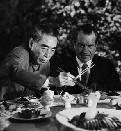解密「国宴」菜谱讲究 宴会服务整齐划一