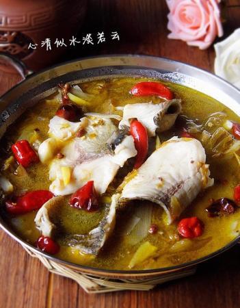 7个要点让你做出一锅酸辣爽口的——沸腾酸菜鱼 (图)
