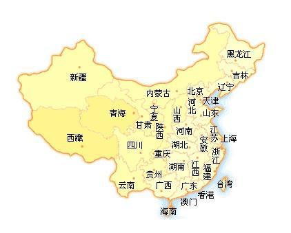中国各地特产一览