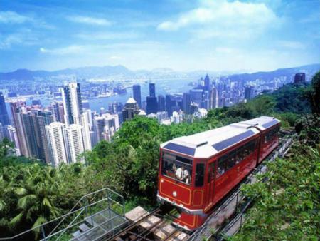 『香港‧CHN』玩转香港,卖东西 吃东西... (图)