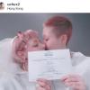 19岁小龙女与加籍女友Andi领证 加拿大18岁能结婚 同性婚姻合法