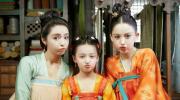 唐宫剧《风起霓裳》里的三位新疆演员