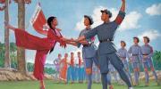 中国现代芭蕾《红色娘子军》 ...