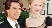 Tom Cruise与Nicole Kidman ♥《大开眼戒》