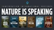 《Nature Is Speaking 大自然在说话》 公益环保短片