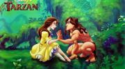 动画片《Tarzan》 泰山